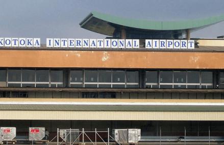 Kotoka International Airport handles less than projected 5.2 million passengers