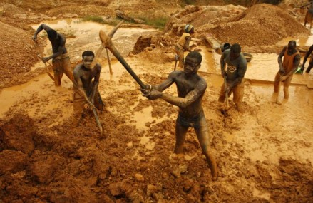 Illegal mining – How Ghana's forgotten scourge a nation for gold
