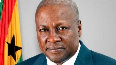 President Mahama receives Dzamefe Commission Report on World Cup fiasco