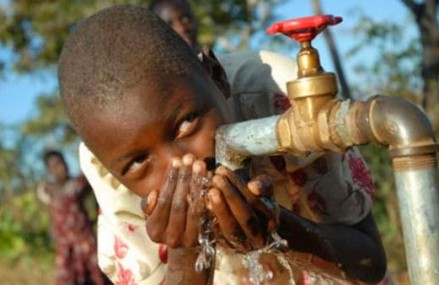 Water, the neglected commodity of our time