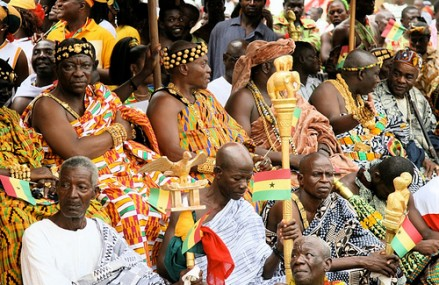 Ewe kings summit to climax Asogli Yam Festival