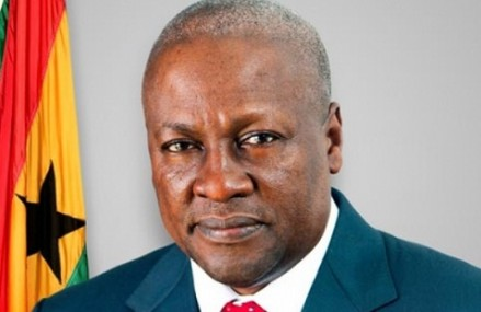 President Mahama tells assemblies not to rely on Common Fund