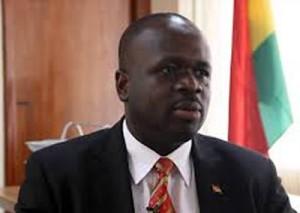 Dr. Omane Boamah