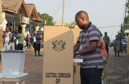 Voting in eight constituencies in NDC elections suspended