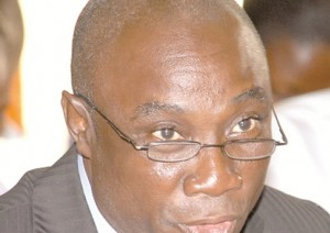 Dr. Kwabena Donkor - Minister of Power.