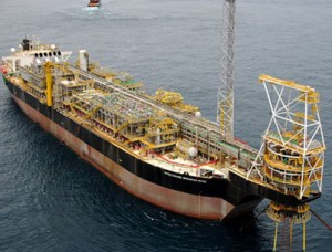 The first FPSO