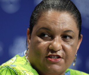 Ms Hanna Tetteh - Minister for Foreign Affairs.