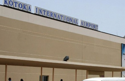 Kotoka International Airport to be de-congested