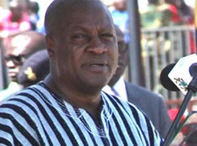 I am not perfect – President Mahama