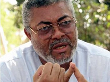 I am not here to unite good and bad – Rawlings