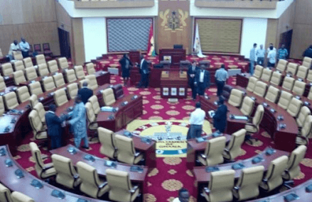 Ghana Parliament sharply divided on merits of 2016 Budget