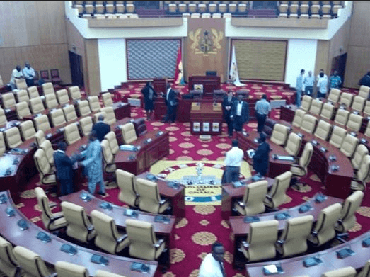 Ghana-US Defence Agreement laid in Parliament