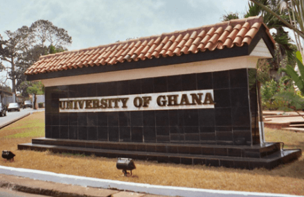 University of Ghana signs MoU with LOTS Services Limited
