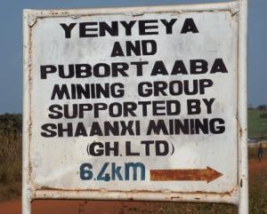 Shaanxi Mining