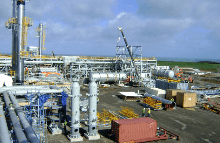 Ghana Consortium and Shell enter exclusive agreement for LNG