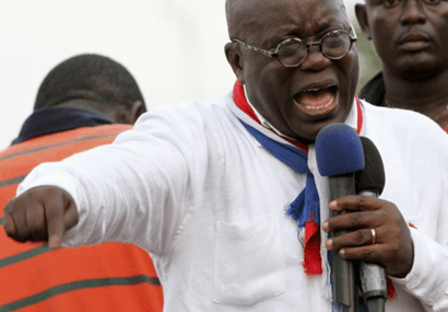The NPP has no tribal agenda – Akufo-Addo