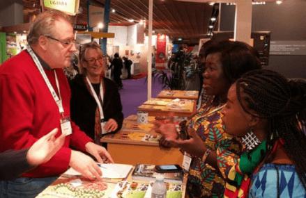 Ghana at 2015 Vakantiebeurs tourism fair