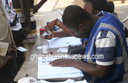 EC puts continuous voter registration on hold