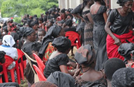 Extravagant funerals threaten food security in Upper East