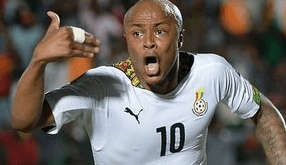 Ghana Black Stars earn hard fought win over Uganda