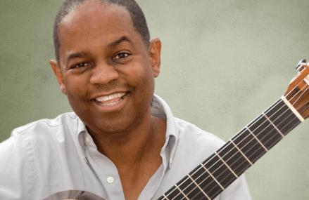 Earl Klugh arrives in Ghana for Stanbic Jazz Festival