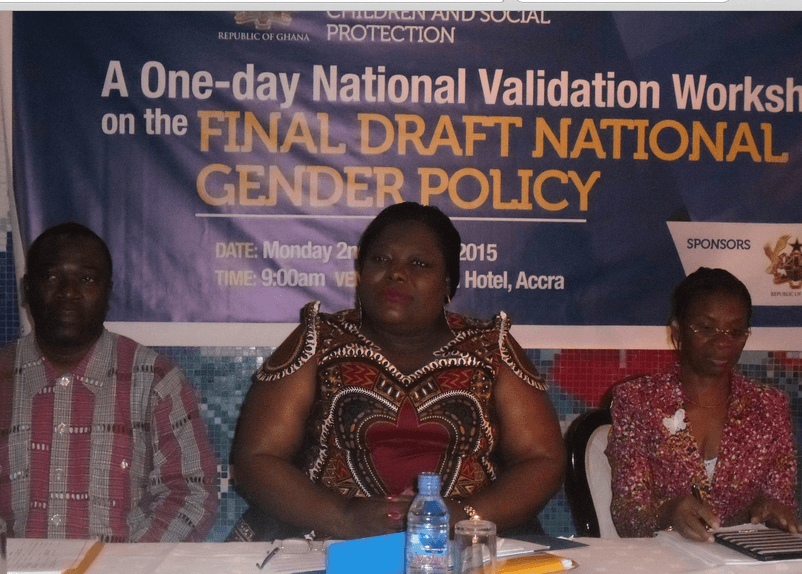 ghana national gender policy pdf