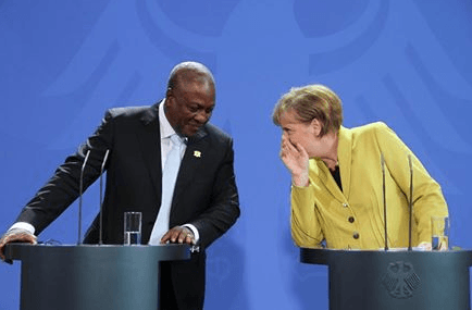 German tax payers commit €157m in two years to support Ghana
