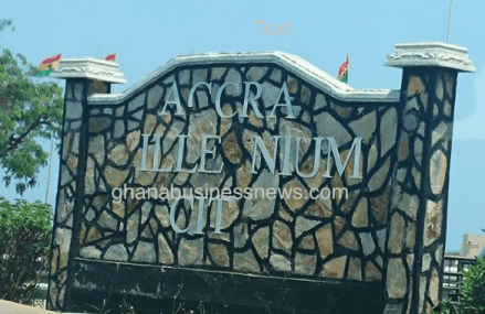 Accra not happy with media reports on collapsed building