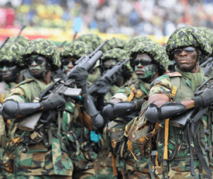 COVID-19: Military Command withdraws soldier to barracks for alleged assault