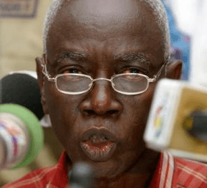 President commends Afari-Gyan for supervising Ghana elections