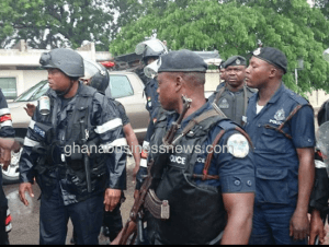 CPP challenges Ghana Police to deal with hooligans