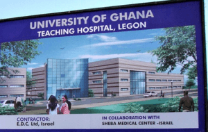 New University of Ghana Teaching Hospital
