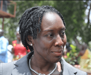 Marrieta Brew Appiah-Oppong - Attorney-General