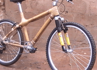 Ghana Bamboo bikes initiative wins International Award