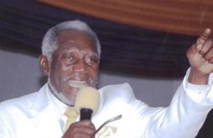 Rev. Enoch Agbozo