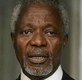 Ghana, Ivory Coast reach deal in maritime border dispute – Kofi Annan