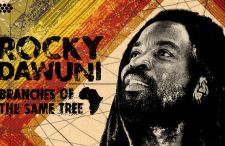 Rocky Dawuni launches new album
