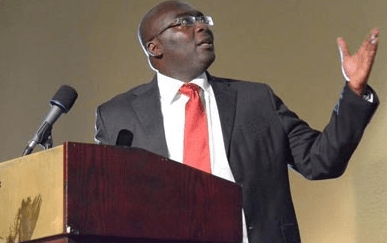 Statistics from GSS are calculated by EC officials – Bawumia
