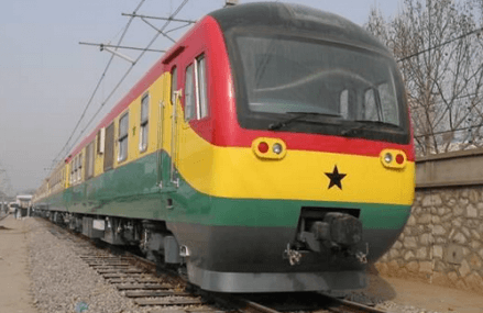 Ghana seeks $12b to $30b for light rail and inter-city link in Accra, Kumasi