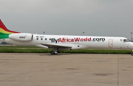 Africa World Airlines increases flights to Takoradi