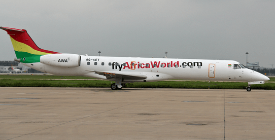 Ghana domestic airlines to add VAT, NHIL to fares