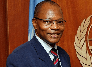 Dr Chambas advocates independent-minded EC Chairman