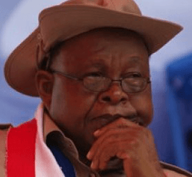 Parliament hampering democracy – Prof Mike Oquaye