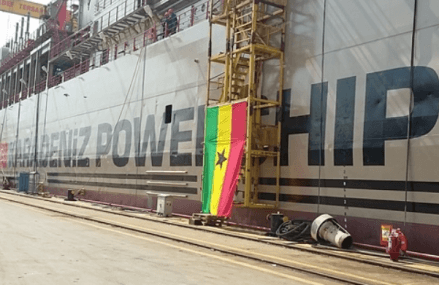 Karpowership commits to deliver powerships to Ghana