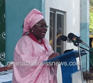 Nana Oye Lithur - Minister of Gender