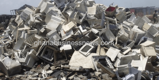 Ghana e-waste law three years in draft yet to go to Parliament