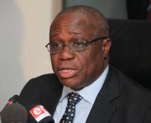 Dr. Kofi Wampah - Bank of Ghana Governor