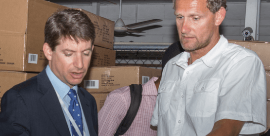 US Special Rep calls for enabling business environment in Ghana