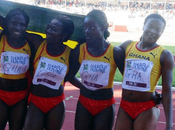 Ghana Athletics Association wants Olympics-style training centre
