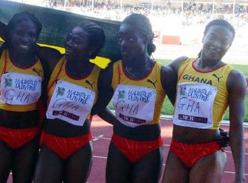 Ghana Athletics Association wants Olympics-style training centre